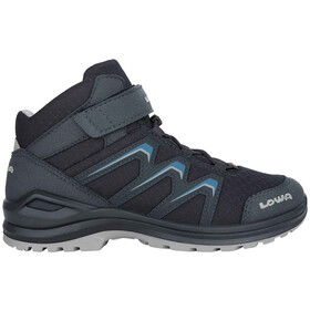 Lowa Maddox GTX Chaussures Enfant, steel blue/light grey